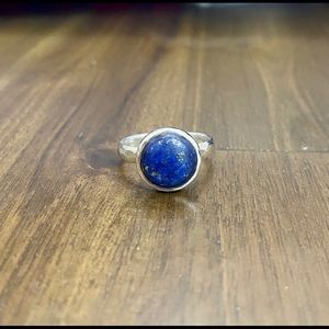 Silpada true blue ring